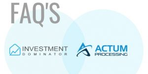Automated ACH Payment Processing --Actum Integration FAQ's --What You Need To Know