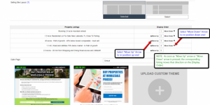 How To Manipulate The Order of Property Listings On Your Selling Site