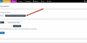 New Outside Data Service Integration Feature